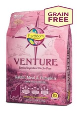 EARTHBORN Earthborn Venture Rabbit Meal & Pumpkin Dog Food