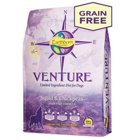 EARTHBORN Earthborn Venture Squid & Chickpeas Dog Food