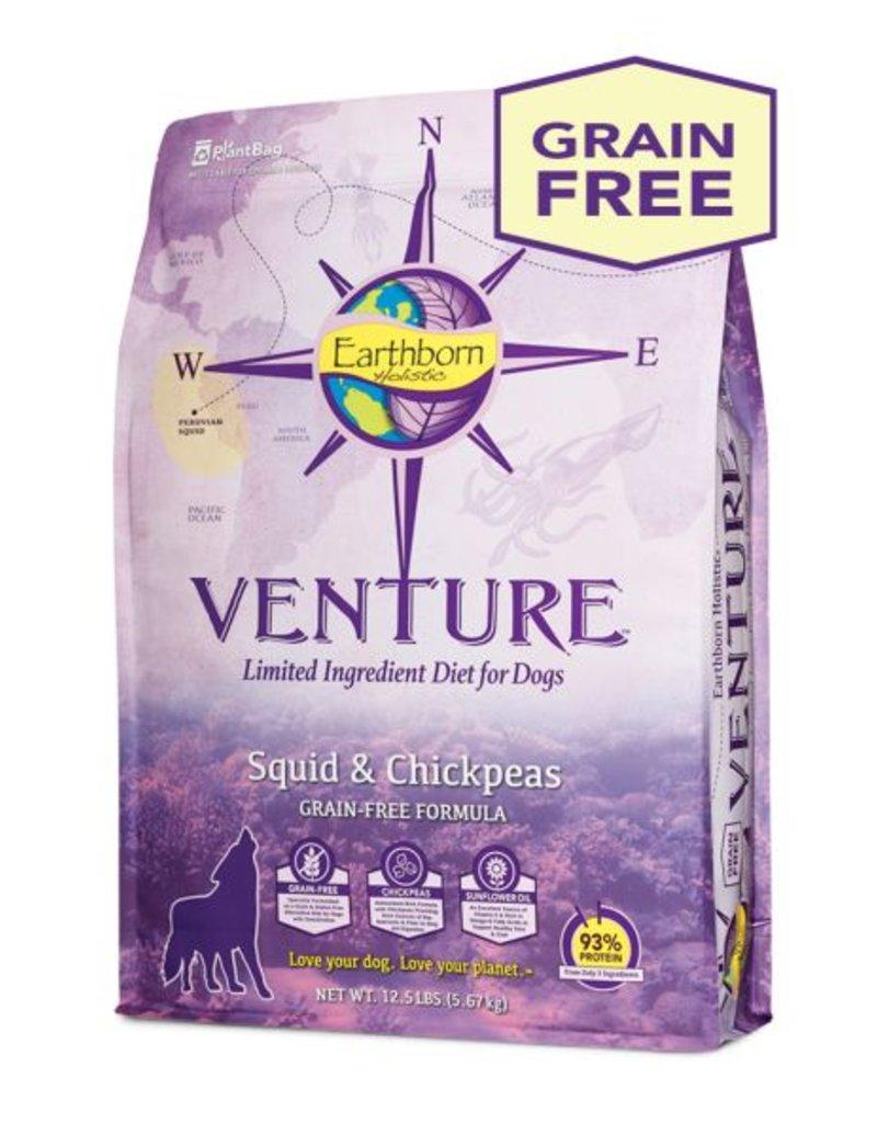EARTHBORN Earthborn Venture Squid & Chickpeas Dog Food