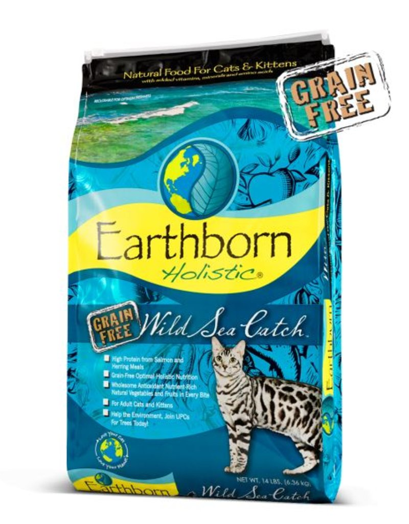 EARTHBORN Earthborn Wild Sea Catch Cat Food
