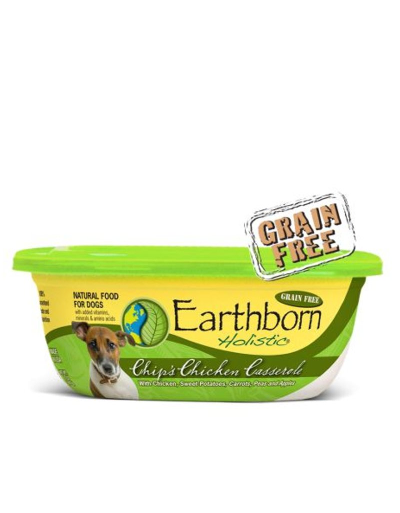 EARTHBORN Earthborn Gourmet Dinners Chip's Chicken Casserole Dog Food