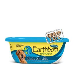 EARTHBORN Earthborn Gourmet Dinners Duke's Din Din Dog Food