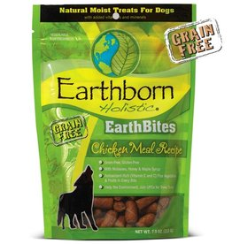 EARTHBORN Earthborn Earthbites Chicken Dog Treats 7.5oz
