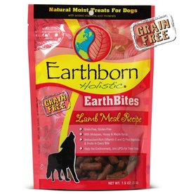 EARTHBORN Earthborn Earthbites Lamb Dog Treats 7.5oz