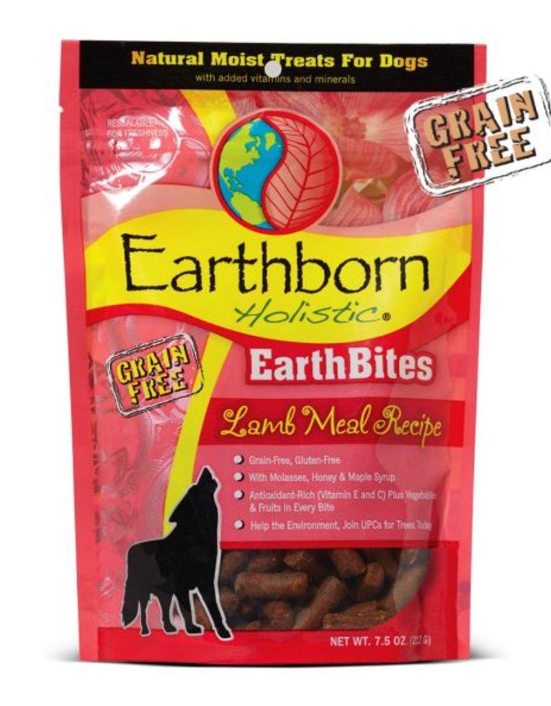 EARTHBORN Earthborn Earthbites Lamb Dog Treats 7.5oz