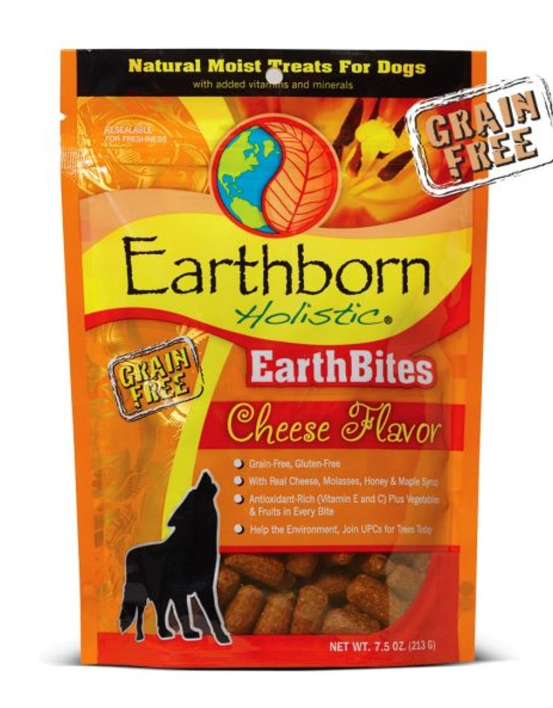 EARTHBORN Earthborn Earthbites Cheese Dog Treats 7.5oz