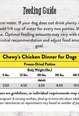 STELLA & CHEWYS Stella & Chewy's Freeze Dried Chicken Patties for Dogs
