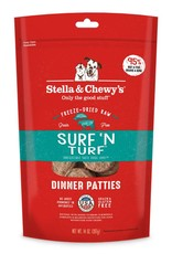 STELLA & CHEWYS Stella & Chewy's Freeze Dried Surf & Turf Patties for Dogs