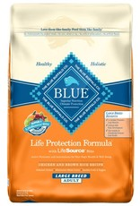 Blue Buffalo Adult Large Breed Chicken & Brown Rice Dog Food