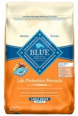 BLUE BUFFALO Blue Buffalo Adult Large Breed Chicken & Brown Rice Dog Food