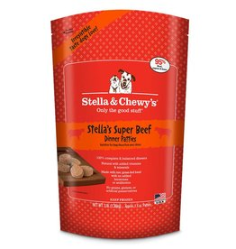 STELLA & CHEWYS Stella & Chewy's Frozen Raw Beef Patties for Dogs