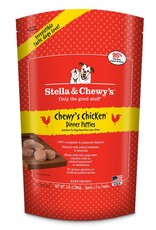 STELLA & CHEWYS Stella & Chewy's Frozen Raw Chicken Patties for Dogs