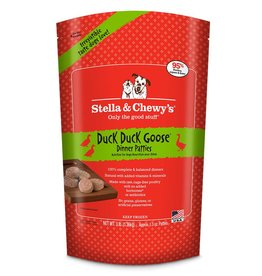 STELLA & CHEWYS Stella & Chewy's Frozen Raw Duck Patties for Dogs
