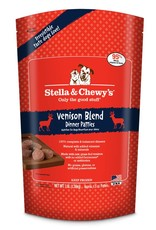 STELLA & CHEWYS Stella & Chewy's Frozen Raw Venison Patties for Dogs