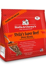 STELLA & CHEWYS Stella & Chewy's Frozen Raw Beef Morsels for Dogs 4lb
