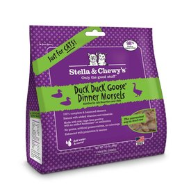 STELLA & CHEWYS Stella & Chewy's Freeze Dried Duck Morsels for Cats