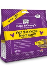 STELLA & CHEWYS Stella & Chewy's Freeze Dried Chicken Morsels for Cats