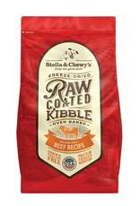 STELLA & CHEWYS Stella & Chewy's Raw Coated Beef Dog Food