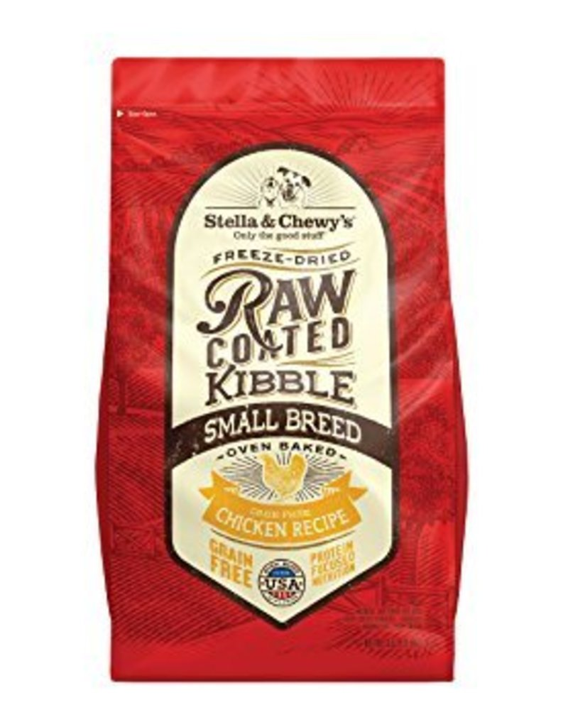 STELLA & CHEWYS Stella & Chewy's Raw Coated Chicken Small Breed Dog Food