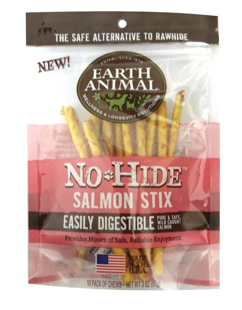 EARTH ANIMAL Earth Animal No Hide Salmon Chews
