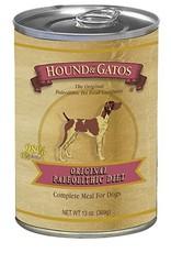 HOUND & GATOS Hound & Gatos Original Paleo Diet 13oz Canned Dog Food (Case of 12)