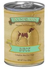 HOUND & GATOS Hound & Gatos Duck/Duck Liver 13oz Canned Dog Food (Case of 12)