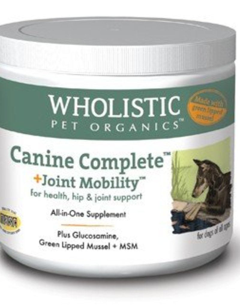 WHOLISTIC PET Wholistic Pet Canine Complete Joint Mobility with Green Lipped Mussels