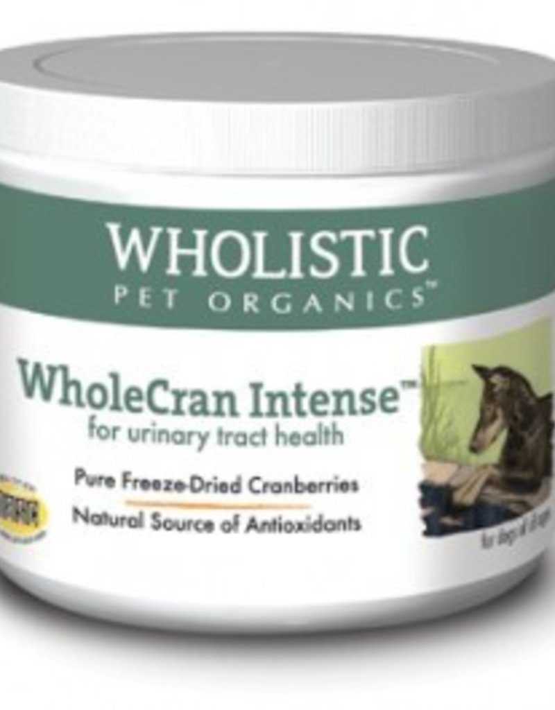 WHOLISTIC PET Wholistic Pet Canine WholeCran Intense 2oz