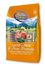 NUTRISOURCE Nutrisource Grain Free Lamb & Pea Dog Food