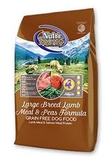 NUTRISOURCE Nutrisource Grain Free Lamb & Pea Large Breed 30lb
