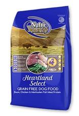 NUTRISOURCE Nutrisource Grain Free Heartland Select Dog Food 30lb