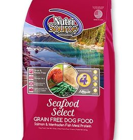 NUTRISOURCE Nutrisource Grain Free Seafood Select Dog Food