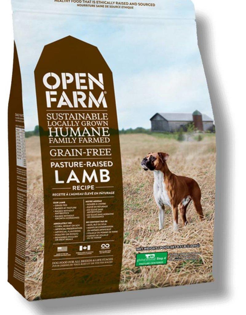 OPEN FARM Open Farm Pasture- Raised Lamb Dog Food
