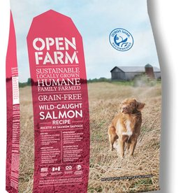 OPEN FARM Open Farm Wild Caught Salmon Dog Food