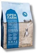 OPEN FARM Open Farm Whitefish & Green Lentil Recipe Dog Food