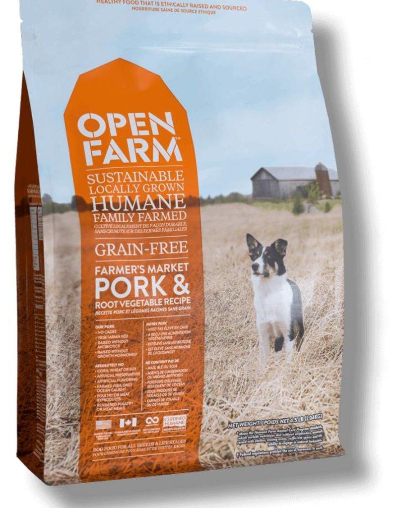 OPEN FARM Open Farm Pork & Root Vegetable Recipe Dog Food