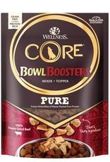 WELLNESS Wellness CORE Pure Bowl Boosters Beef Freeze Dried 4oz