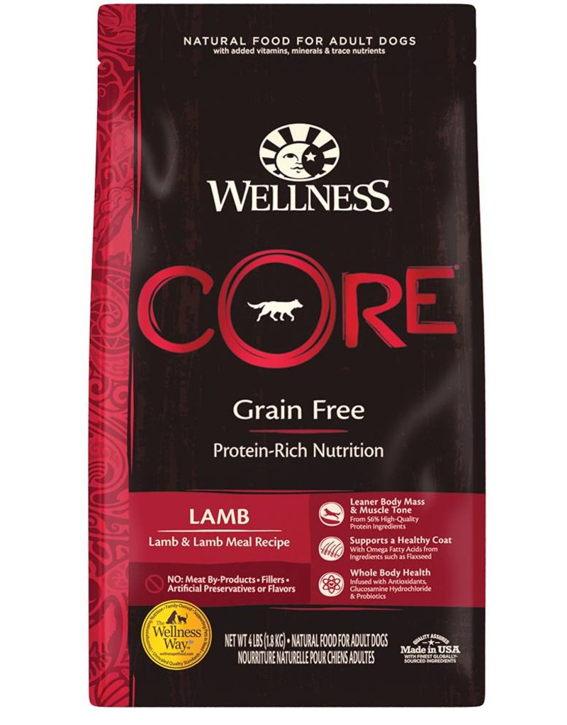Wellness Grain Free Dog Food Puppy
