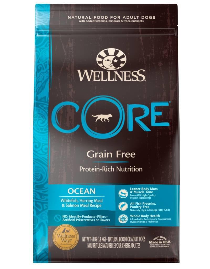 WELLNESS Wellness Core Grain Free Ocean Dog Food