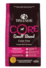 WELLNESS Wellness Core Grain Free Small Breed Original Dog Food