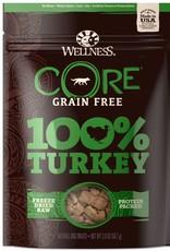 WELLNESS Wellness Dog CORE 100% Turkey Treats 2oz