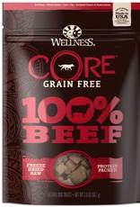 WELLNESS Wellness Dog CORE 100% Beef Treats 2oz
