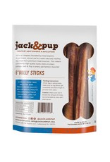 JACK & PUP Jack & Pup Bully Sticks 6in