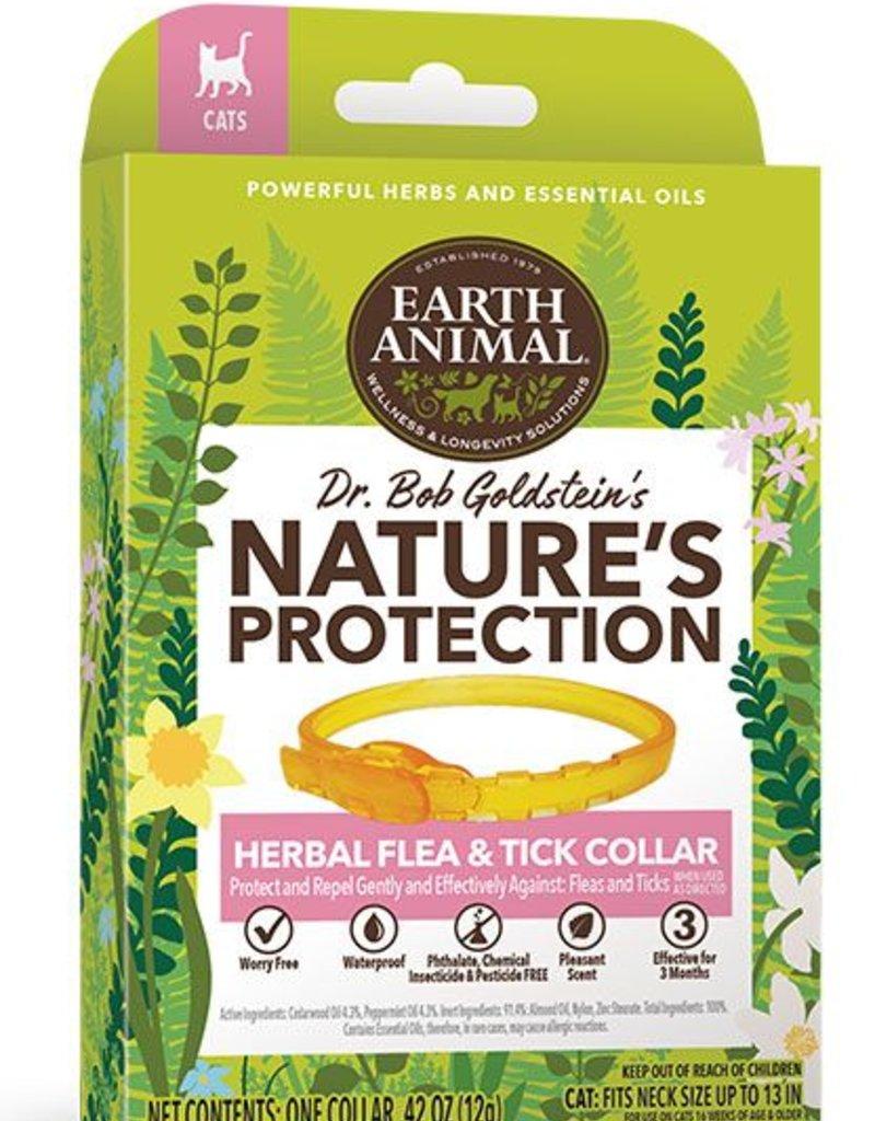 EARTH ANIMAL Earth Animal Herbal Flea & Tick Cat Collar