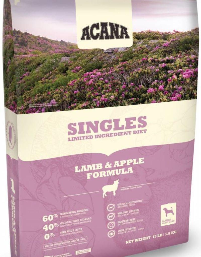 ACANA Acana Singles Lamb & Apple Dog Food
