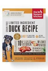 HONEST KITCHEN The Honest Kitchen Limited Ingredient Duck Dog Food