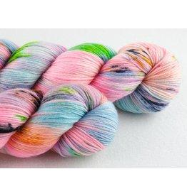 Qing Fibre Penguin - Super Soft Sock - Qing Fibre