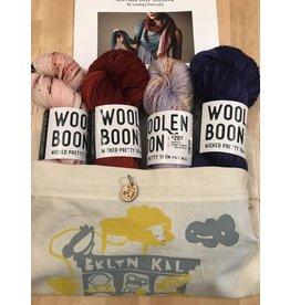 Woolen Boon BK All Day Kit (Woolen Boon Classic Busy, Dexter Morgan, Earthling, Purple People Eater)