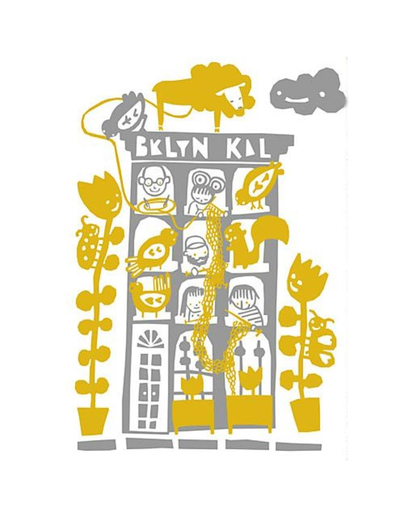 BKLYN KAL Project Bag 2018