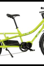 Yuba Spicy Curry Electric Cargo Bike Green CLOSEOUT